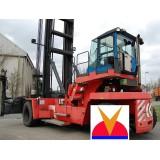 Xe Nâng Container Rỗng Kalmar DCE90-45E7