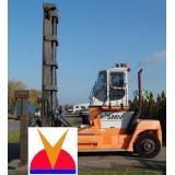 Xe Nâng Container Rỗng SMV SL4ECA