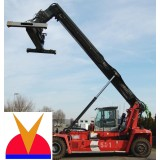 Xe Gắp Container Rỗng KALMAR DRF100-54S6