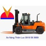 Xe Nâng Dầu Forklift Hạng Nặng TOYOTA 4FD100