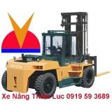 Xe Nâng Dầu Forklift Hạng Nặng TOYOTA 4FD150
