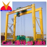 Cổng Trục Xếp Container Terex