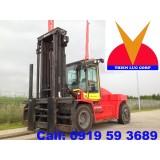 Xe Nâng Dầu Forklift Hạng Nặng KALMAR DCD120-12