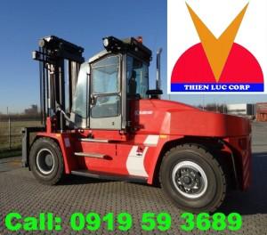 Xe Nâng Dầu Forklift Hạng Nặng KALMAR DCE150-6