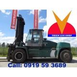 Xe Nâng Dầu Forklift Hạng Nặng KALMAR DCE160-12